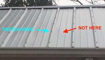 Asphalt Shingle Vs Standing Seam Vs Fasten Down Roofs