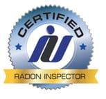 icon of certified radon inspector
